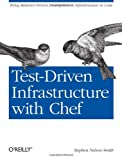 Book cover - Test-Driven Infrastructure with Chef