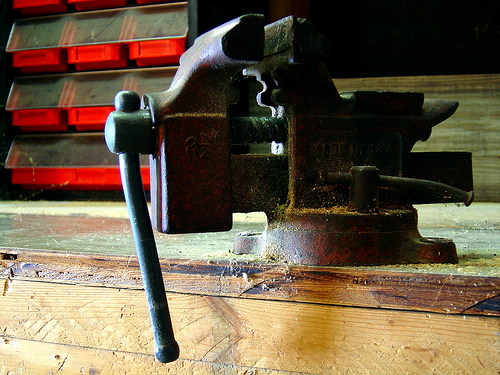 Vice / vise / clamp