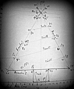 Planning the Graphite Xmas tree