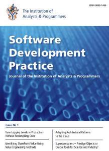 IAP Software Development Practice Journal