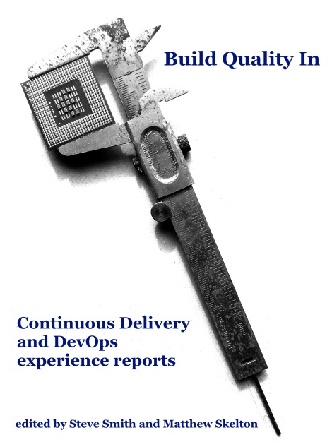 Build Quality In - book cover