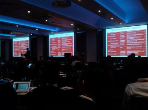 OpenStack London 2014