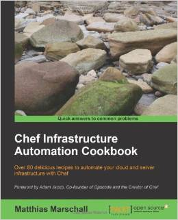Chef Infrastucture Automation Cookbook