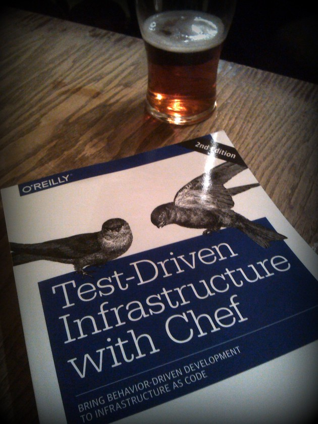 Test-Driven Infrastructure with Beer