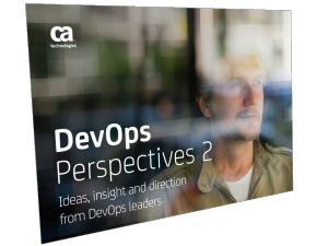 DevOps Perspectives II cover